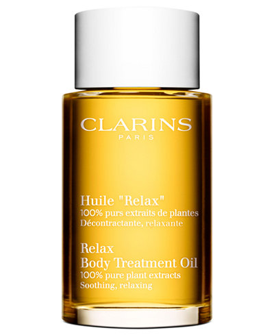Clarins Body Treatment Oil
