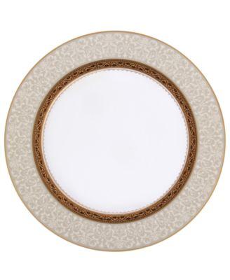 Dinnerware, Odessa Gold Accent Plate