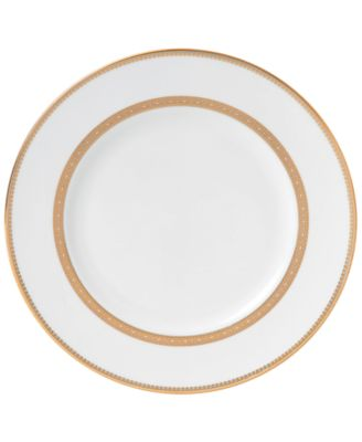 Dinnerware, Lace Gold Dinner Plate