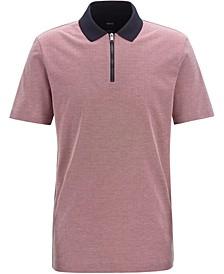 BOSS Men's Paras 01 Regular-Fit Cotton Polo Shirt