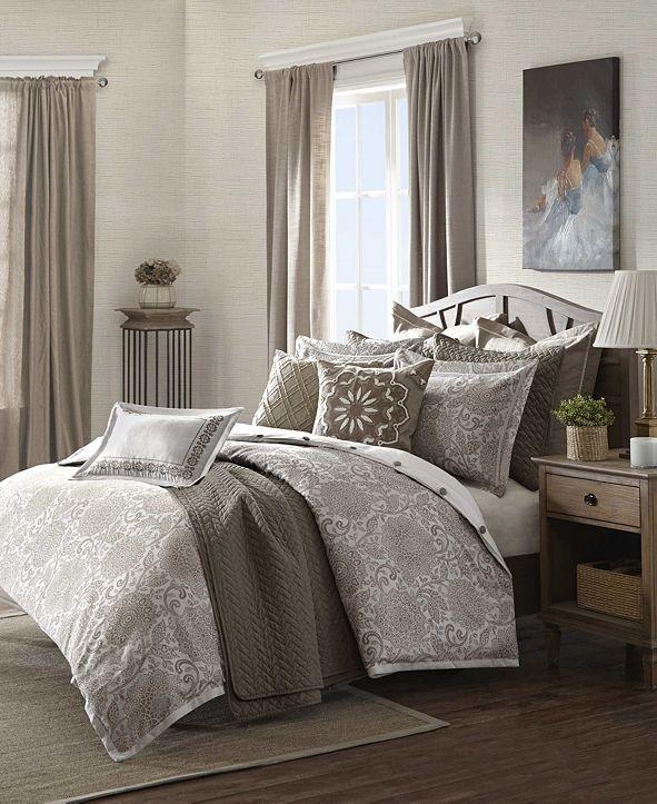 JLA Home Madison Park Signature Sophia King 9 Piece Comforter Set