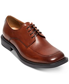Silver Merge Oxford Dress Shoes