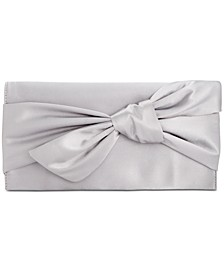 INC Bowah Hands Through Satin Clutch, Created for Macy's