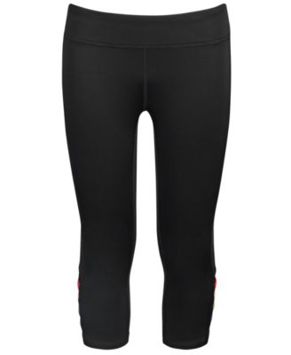Big Girls Cage Capri Leggings, Created for Macy's