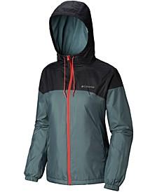 Fleece-Lined Windbreaker Jacket