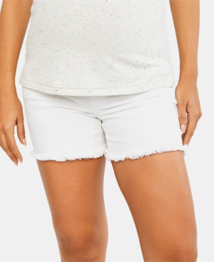 Joe's Jeans Shorts MATERNITY SHORTS