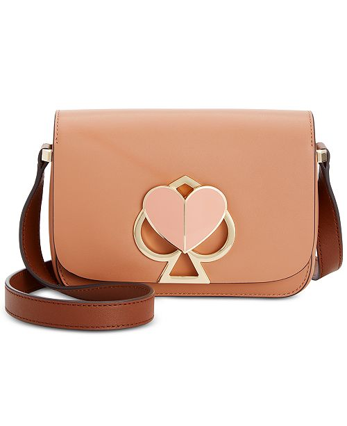 Nicola Twistlock Mini Shoulder Bag