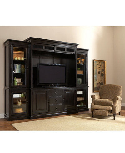 Sag Harbor Entertainment Collection Furniture Macy S