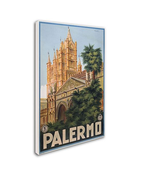Trademark Innovations 'Palermo' Canvas Art