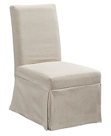 Muse Upholstered Parsons Chair - Set of 2