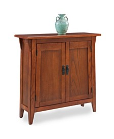 Favorite Finds Mission Foyer Cabinet/Hall Stand with Adjustable Shelf