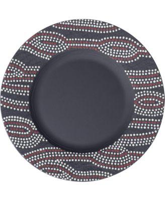 Manufacture Rock Desert Art Salad Plate