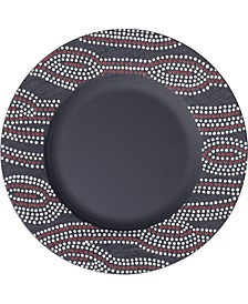 Manufacture Rock Desert Art Salad Plate