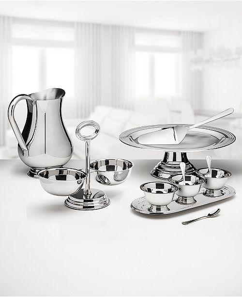 Godinger Metal Serveware Collection