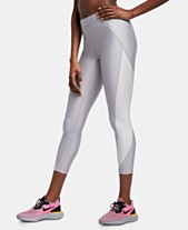 newest f72ed 225d2 Nike Speed Power Colorblocked Metallic Ankle Running Leggings