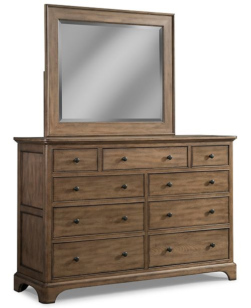 Gunnison Solid Wood Bedroom Furniture Collection