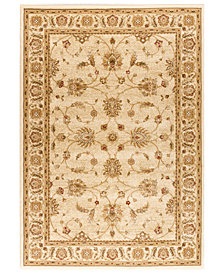 "CLOSEOUT! Kenneth Mink Area Rug, Warwick Meshad Wheat/Wheat 3'3"" x 5'3"""