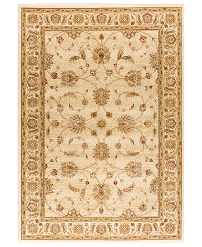 CLOSEOUT! Kenneth Mink Area Rug, Warwick Meshad Wheat/Wheat 2'3