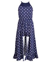 def2a05b Epic Threads Big Girls Crochet-Trim Walk-Through Romper, Created for Macy's