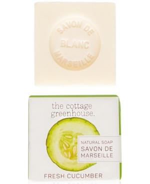 The Cottage Greenhouse Fresh Cucumber Soap, 3.5-oz.