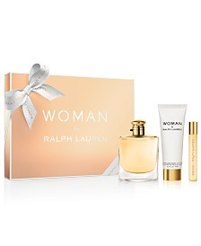 Ralph Lauren Woman Eau de Parfum 3-Pc Gift Set