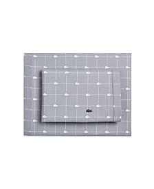 Lacoste Slice Twin Sheet Set