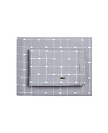 Lacoste Slice Twin Xl Sheet Set