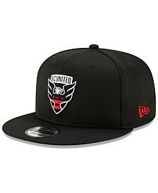 New Era DC United On Field 9FIFTY Snapback Cap