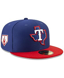 New Era Texas Rangers Spring Training 59FIFTY-FITTED Cap