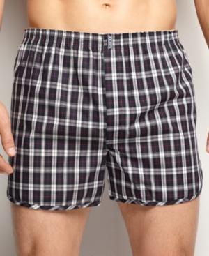 Jockey Men's Underwear, Classic Tapered Boxer 4 Pack