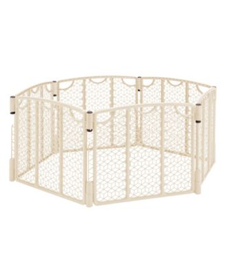 Evenflo Versatile Play Space 2-Panel Extension Cream