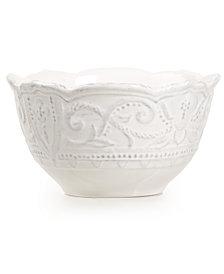 Maison Versailles Blanc Amelie Cereal Bowl