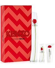 Kenzo Flower By Kenzo Eau de Parfum 3-Pc. Gift Set