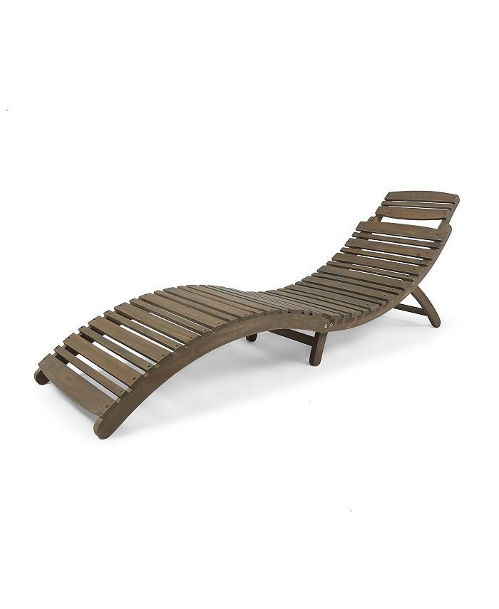 Noble House - Lahaina Outdoor Chaise