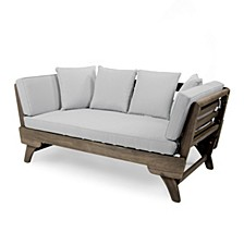 Ottavio Outdoor Daybed, Quick Ship