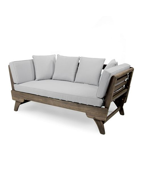 Noble House Ottavio Outdoor Daybed