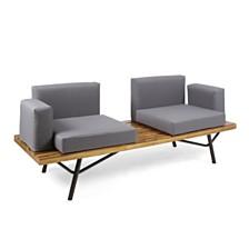 Conaga Outdoor Sofa, Quick Ship