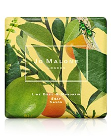 Lime Basil & Mandarin Soap, 3.5-oz.