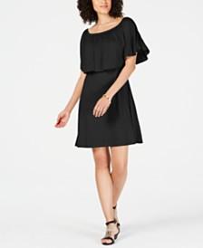 Thalia Sodi Popover Dress, Created for Macy's