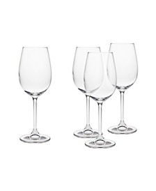 Godinger Meredian Wine Glass - Set of 4