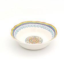 """Euro Ceramica Duomo 12"""" Serving Bowl"""