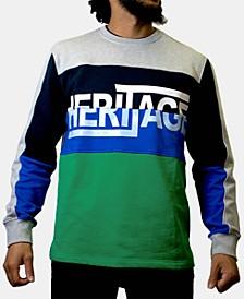 Men's Logo Colorblocked Shirt
