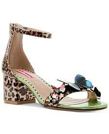 Betsey Johnson Flora Sandals