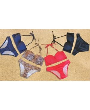 Krupa Couture Push Up Bikini Women's Swimsuit