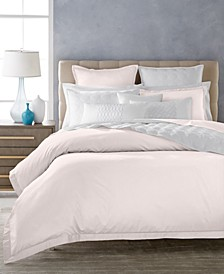 CLOSEOUT! 680 Thread-Count King Duvet Cover, Created for Macy's