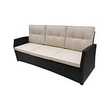 Sanger Outdoor Sofa, Quick Ship