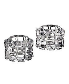 Diamante Voltive Holder - Set of 2