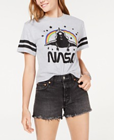 Mad Engine Juniors' NASA T-Shirt