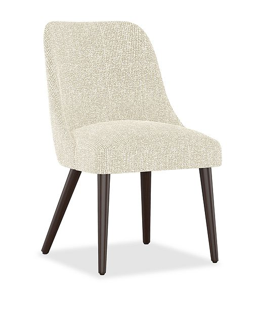 Skyline Round Back Dining Chair, Quick Ship