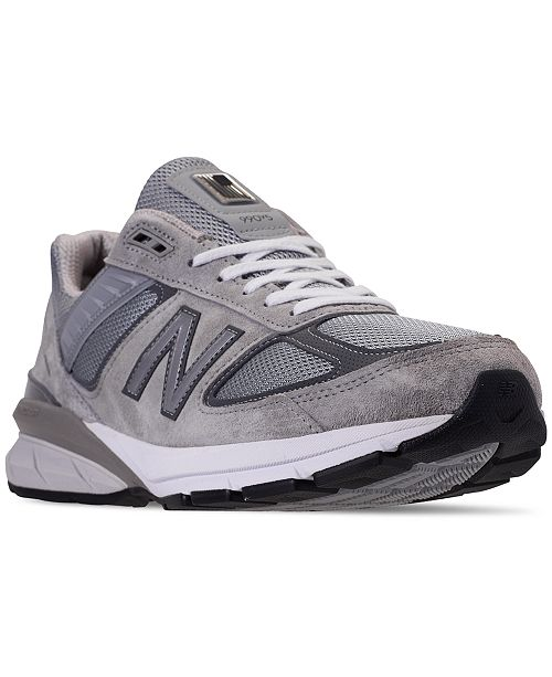 online retailer f1486 e8260 Men's 990 V5 Running Sneakers from Finish Line